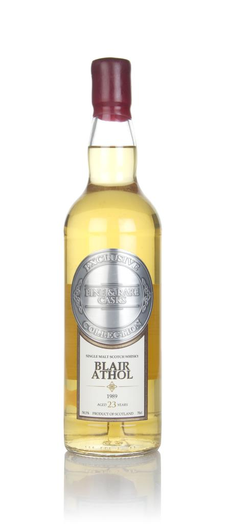 Blair Athol 23 Year Old 1989 (cask 6337) - Fine & Rare Collection (Mon Single Malt Whisky