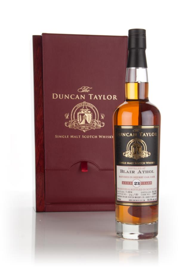 Blair Athol 23 Year Old 1991 (cask 328667) - The Duncan Taylor Single Single Malt Whisky 3cl Sample