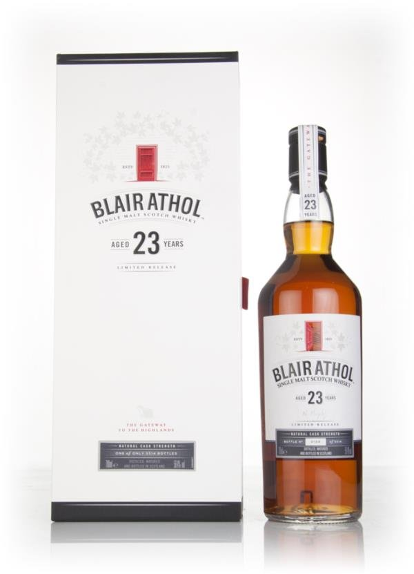 Blair Athol 23 Year Old 1993 (Special Release 2017) Single Malt Whisky