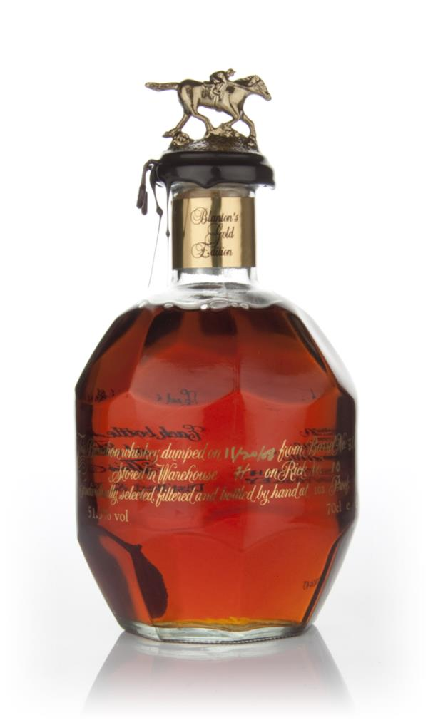Blantons Gold Edition Bourbon Whiskey