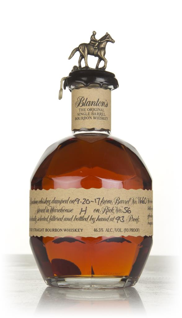 Blantons Original Single Barrel - Barrel 1660 Bourbon Whiskey