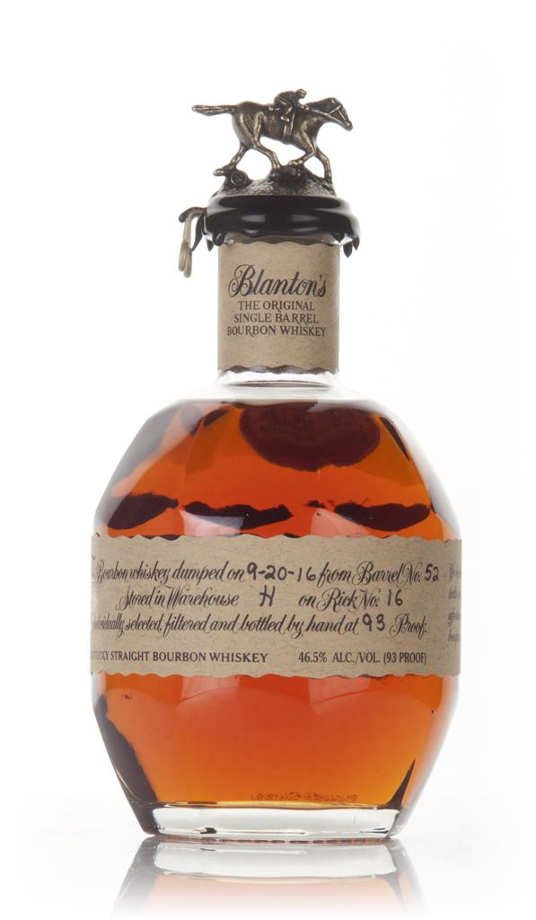 Blantons Original Single Barrel - Barrel 52 Bourbon Whisky