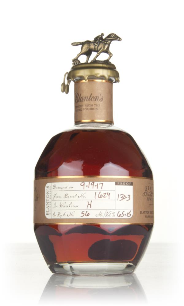 Blantons Straight From The Barrel - Barrel 1624 Bourbon Whiskey