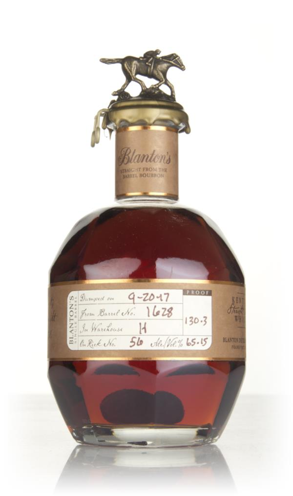 Blantons Straight From The Barrel - Barrel 1628 Bourbon Whiskey