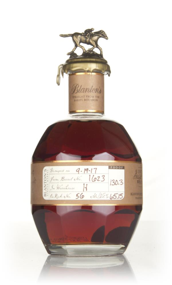 Blantons Straight From The Barrel - Barrel 1623 Bourbon Whiskey