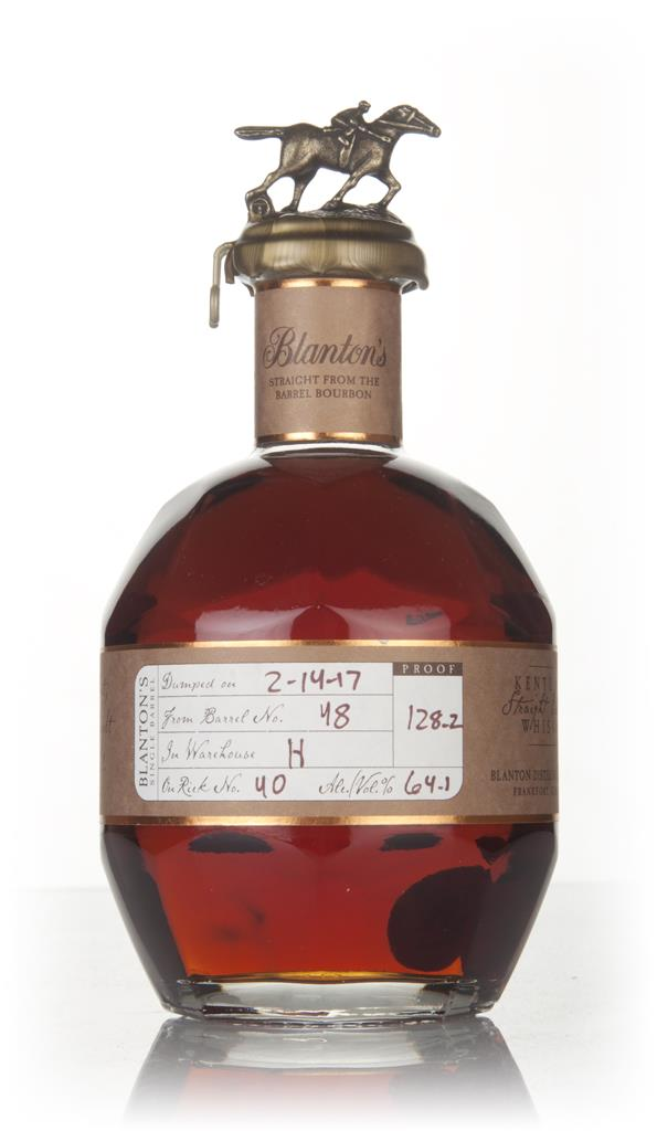 Blantons Straight From The Barrel - Barrel 48 Bourbon Whiskey