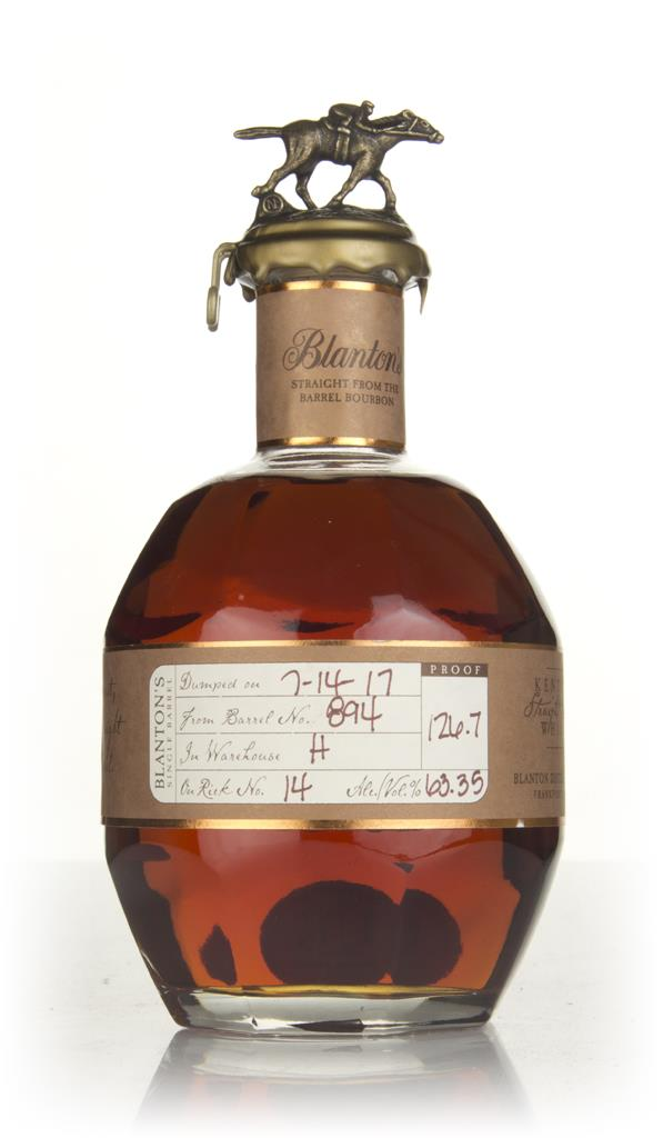 Blanton's Straight From The Barrel - Barrel 894 Bourbon Whiskey