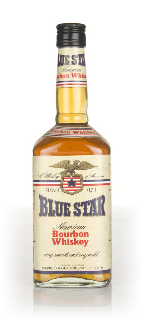 Blue Star - Post-1990 Bourbon Whiskey