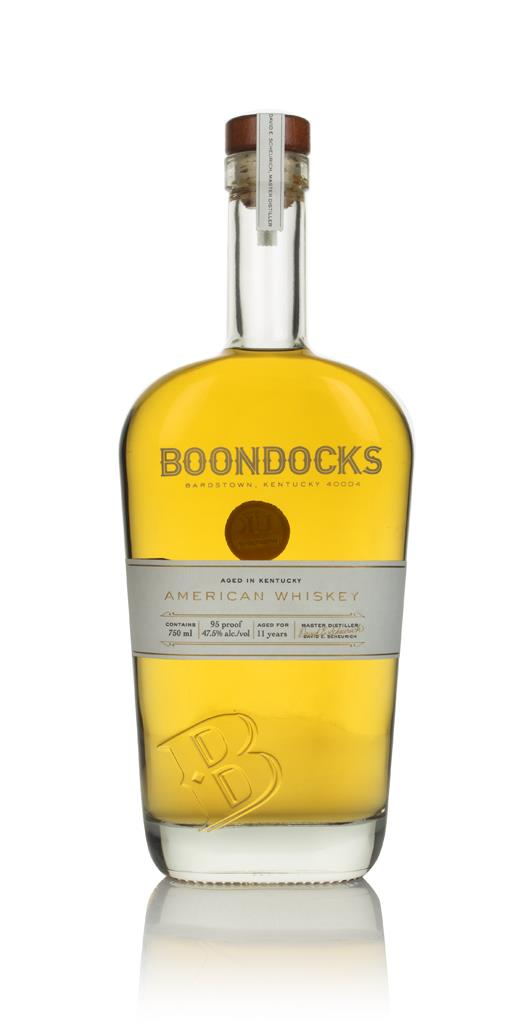 Boondocks 11 Year Old American Blended Whiskey