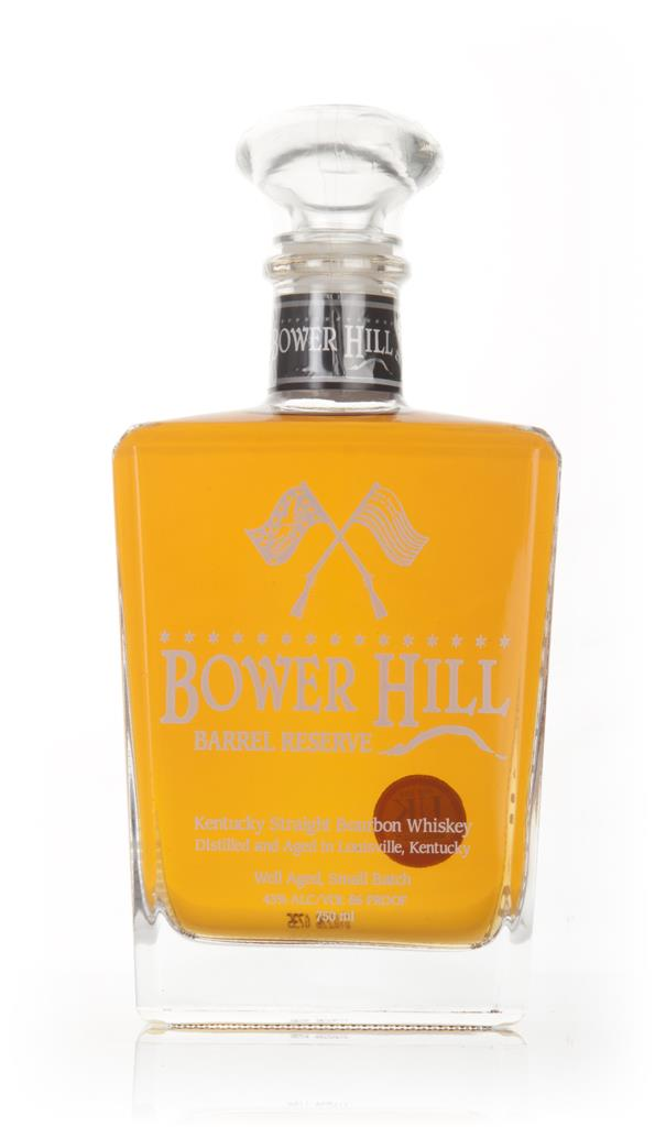 Bower Hill Barrel Reserve Bourbon Whiskey
