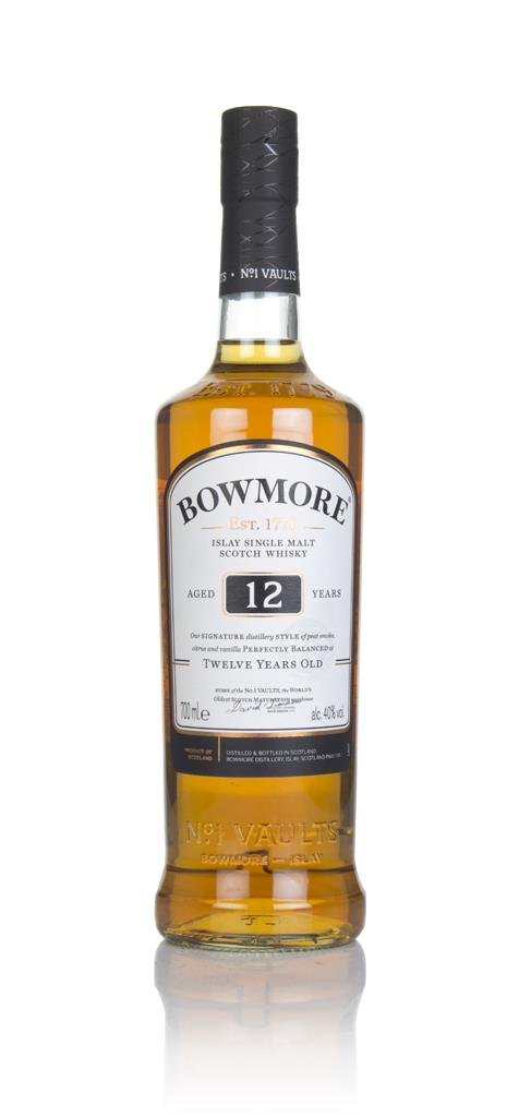 Bowmore 12 Year Old Single Malt Whisky