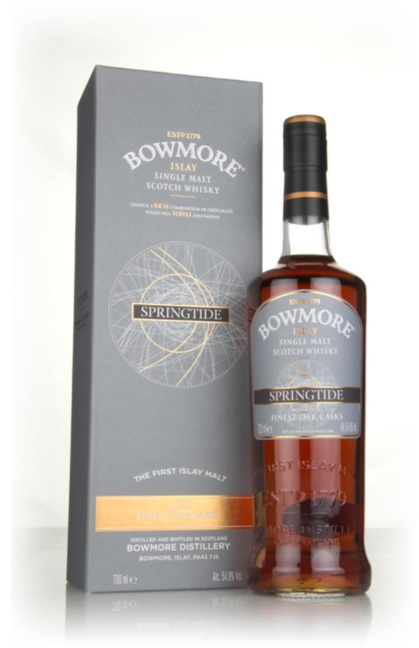 Bowmore Springtide 3cl Sample Single Malt Whisky