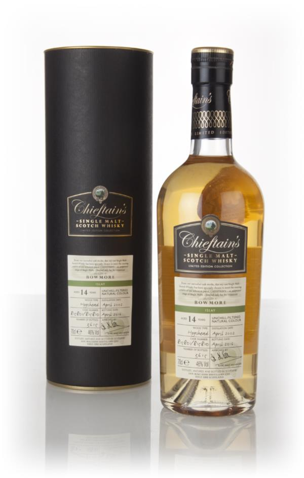 Bowmore 14 Year Old 2002 (casks 815801-815810) - Chieftains (Ian Macl Single Malt Whisky