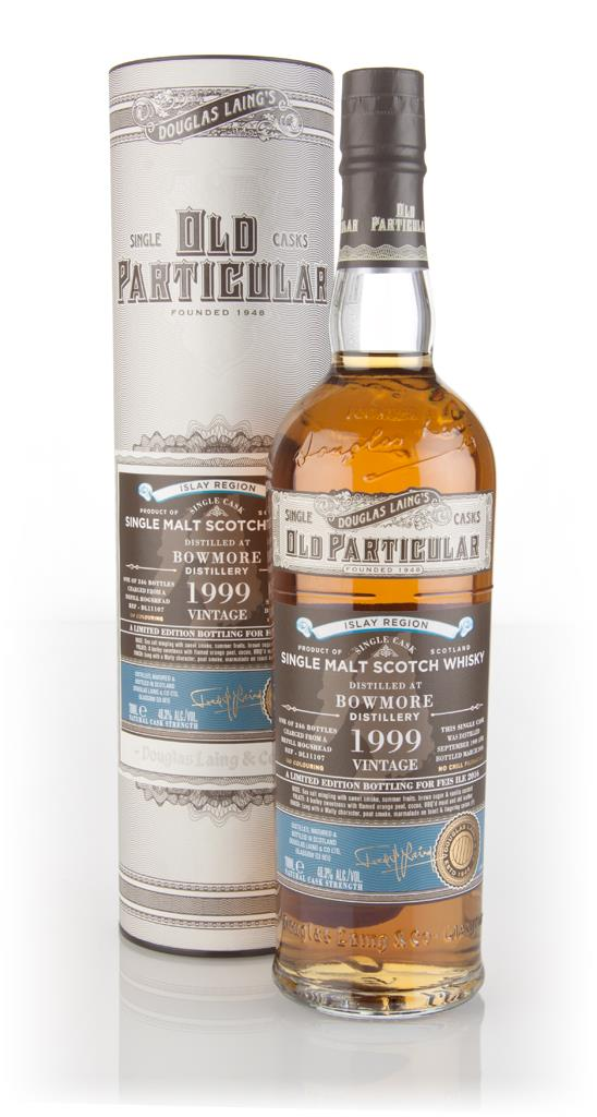 Bowmore 16 Year Old 1999 (cask 11107) Feis Ile 2016 - Old Particular ( Single Malt Whisky 3cl Sample