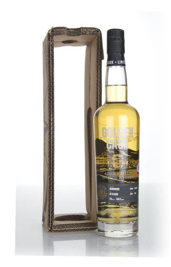 Bowmore 16 Year Old 2000 (cask CM 232) - The Golden Cask (House of Mac Single Malt Whisky