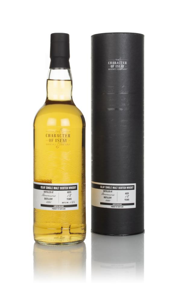 Bowmore 18 Year Old 2001 (Release No.11714) - The Stories of Wind & Wa Single Malt Whisky 3cl Sample