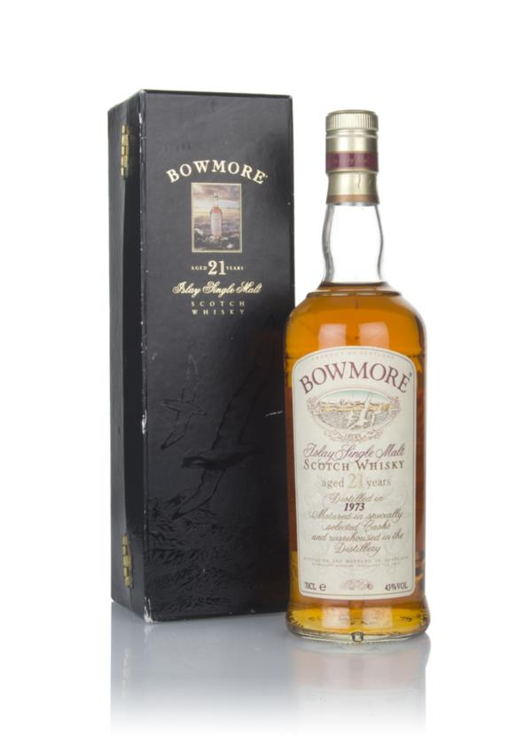 Bowmore 21 Year Old 1973 Single Malt Whisky