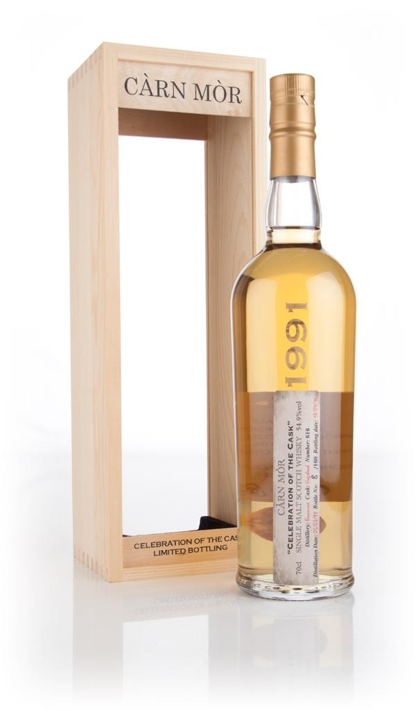 Bowmore 24 Year Old 1991 (cask 616) - Celebration Of The Cask (Carn Mo Single Malt Whisky 3cl Sample