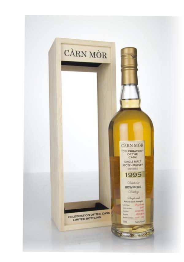 Bowmore 24 Year Old 1995 (cask 2527) - Celebration of the Cask (Carn M Single Malt Whisky