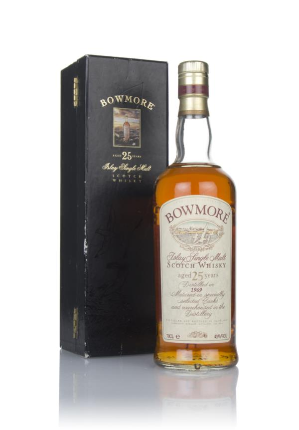 Bowmore 25 Year Old 1969 Single Malt Whisky