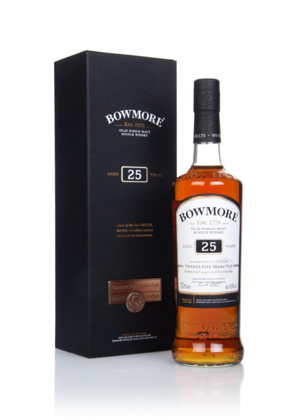 Bowmore 25 Year Old 3cl Sample Single Malt Whisky