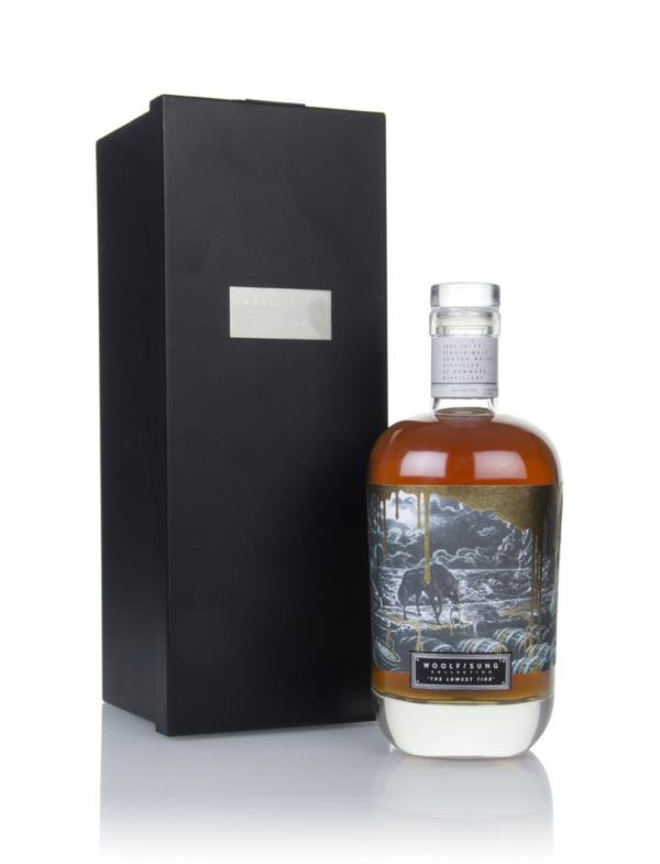Bowmore 26 Year Old (cask 27935) - The Lowest Tide (Woolf Sung) Single Malt Whisky