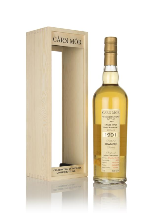 Bowmore 27 Year Old 1991 (cask 22121) - Celebration Of The Cask (Carn Single Malt Whisky 3cl Sample