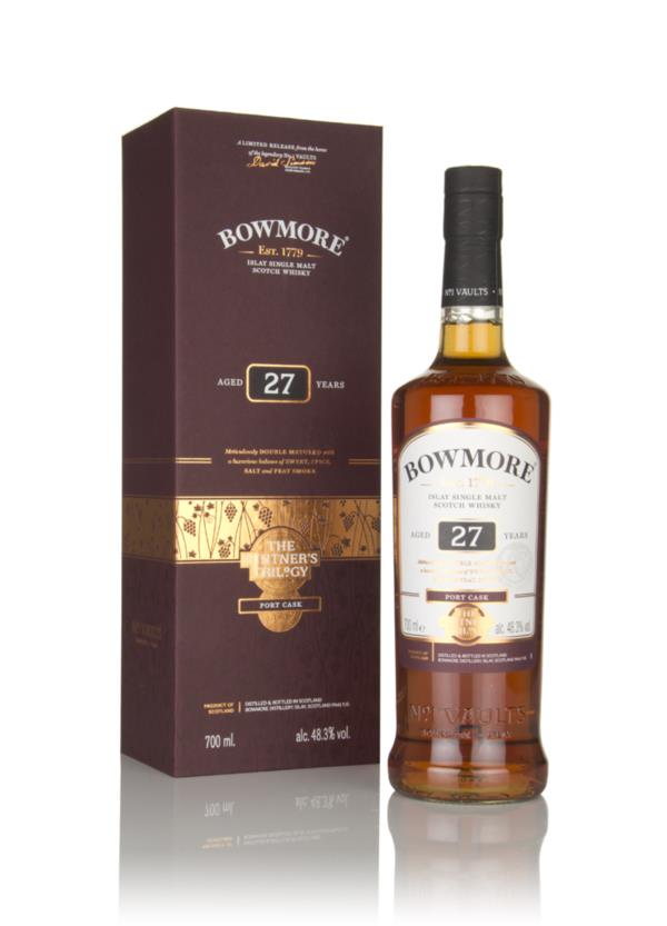 Bowmore 27 Year Old - The Vintners Trilogy 3cl Sample Single Malt Whisky