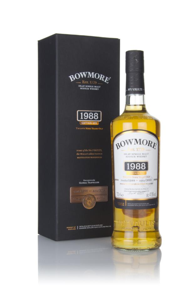 Bowmore 29 Year Old 1988 - Edition No. 2 Single Malt Whisky