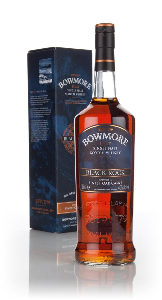 Bowmore Black Rock 1l Single Malt Whisky