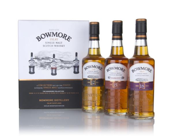 Bowmore Classic Collection (3 x 200ml) Single Malt Whisky