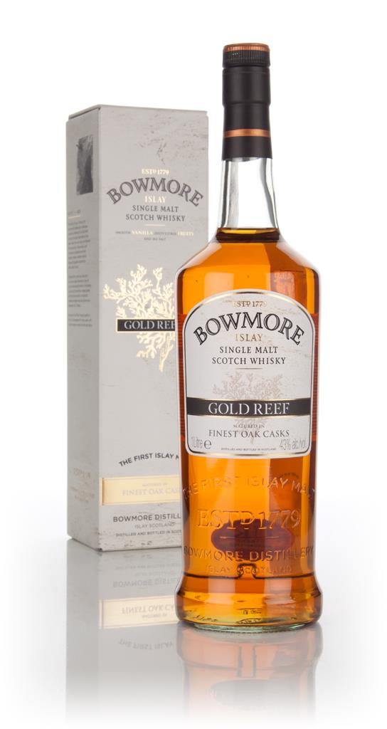 Bowmore Gold Reef 1l Single Malt Whisky