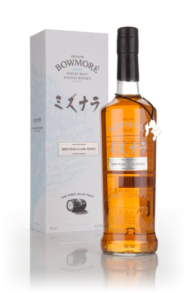 Bowmore Mizunara Cask Finish 3cl Sample Single Malt Whisky