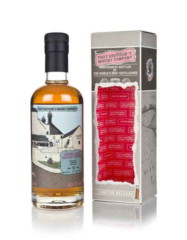 Bowmore 15 Year Old (That Boutique-y Whisky Company) Single Malt Whisky