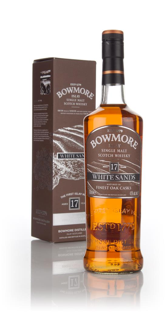 Bowmore White Sands 17 Year Old Single Malt Whisky