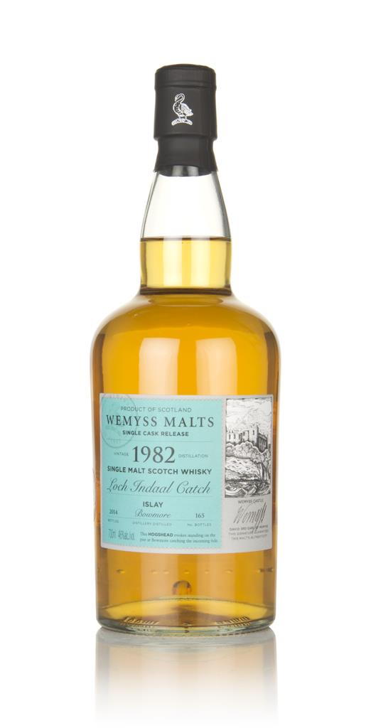 Loch Indaal Catch 1982 (bottled 2014) - Wemyss Malts (Bowmore) Single Malt Whisky