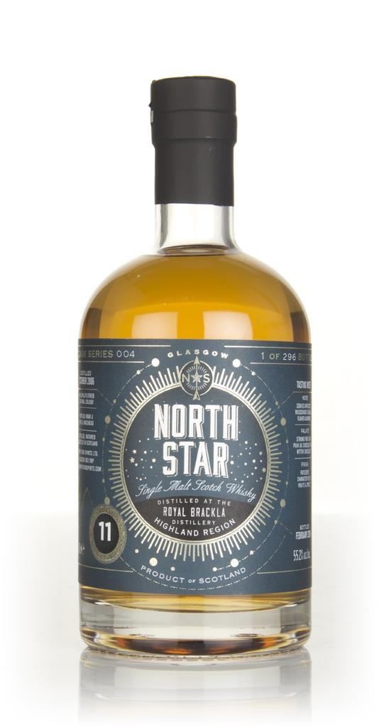 Royal Brackla 11 Year Old 2006 - North Star Spirits Single Malt Whisky