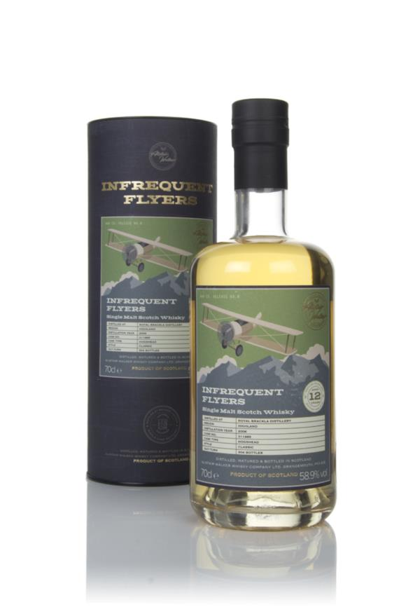Royal Brackla 12 Year Old 2006 (cask 311985) - Infrequent Flyers (Alis Single Malt Whisky