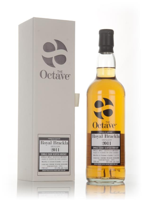 Royal Brackla 4 Year Old 2011 (cask 939399) - The Octave (Duncan Taylo Single Malt Whisky