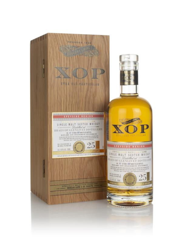Braes of Glenlivet 25 Year Old 1994 (cask 13719) - Xtra Old Particular Single Malt Whisky
