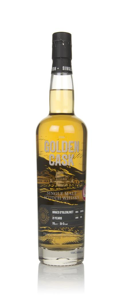 Braeval 21 Year Old 1994 (cask CM234) - The Golden Cask (House of Macd Single Malt Whisky