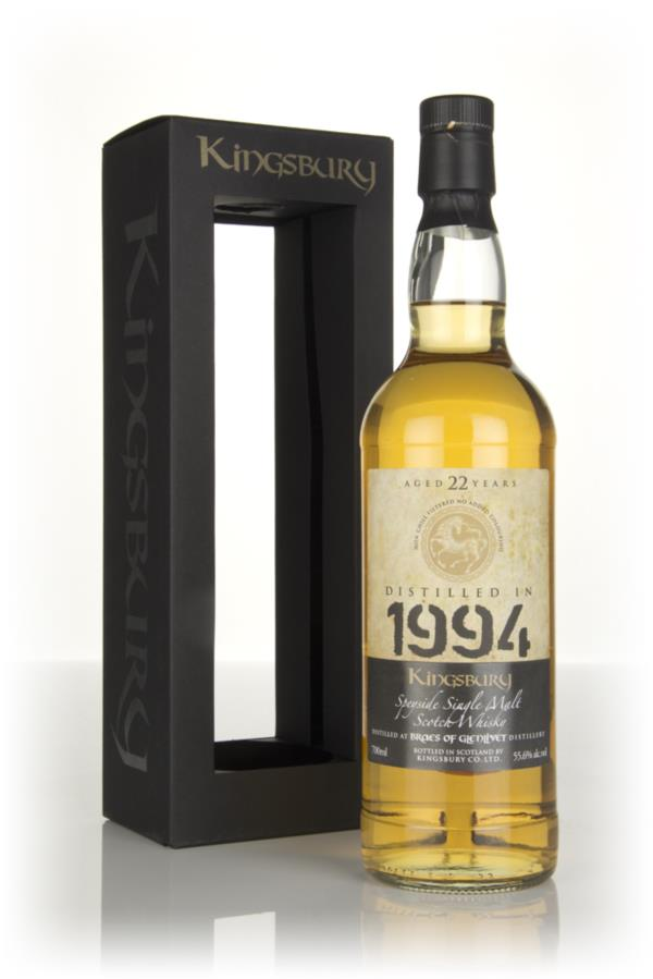 Braeval 22 Year Old 1994 (cask 165586) - Kingsbury Single Malt Whisky
