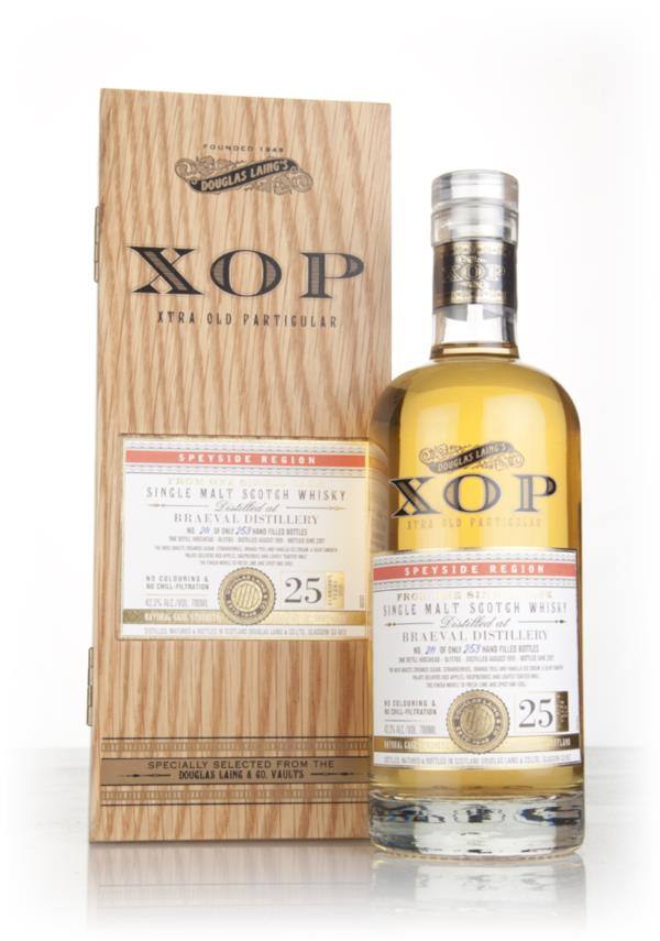 Braeval 25 Year Old 1991 (cask 11765) - Xtra Old Particular (Douglas L Single Malt Whisky