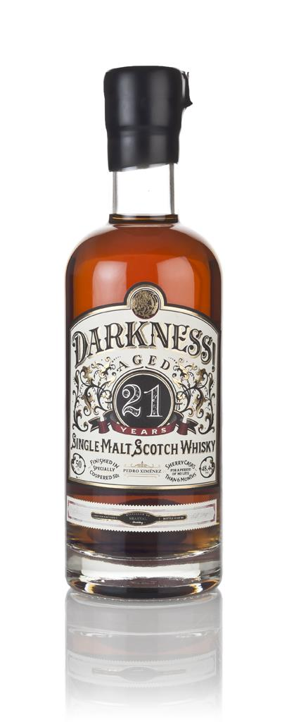 Darkness! Braeval 21 Year Old Pedro Ximenez Cask Finish 3cl Sample Single Malt Whisky