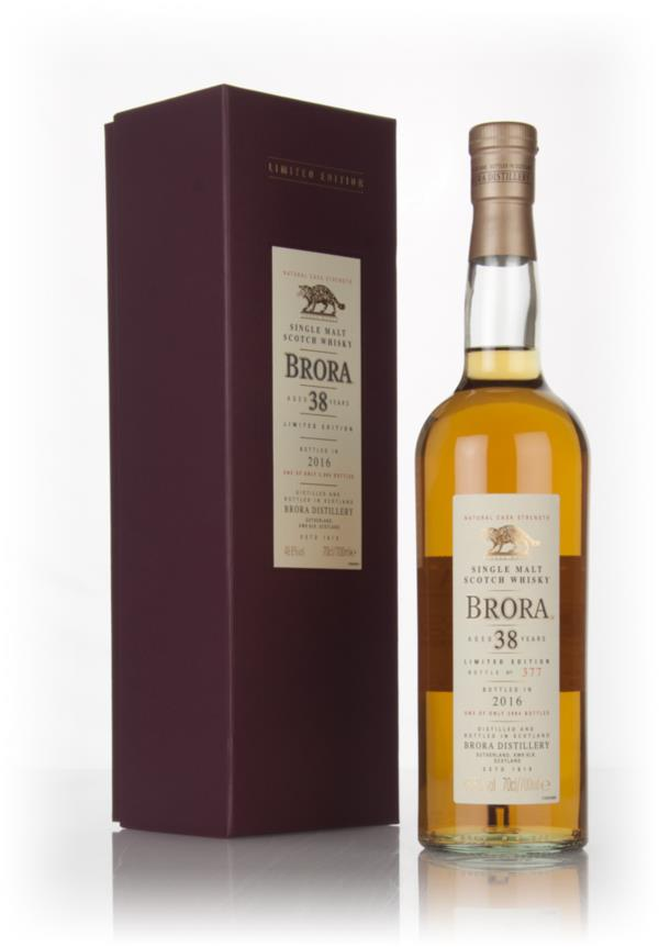 Brora 38 Year Old 1977 (Special Release 2016) 3cl Sample Single Malt Whisky