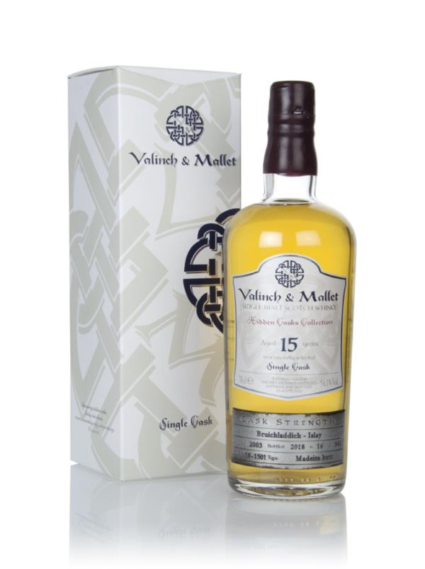 Bruichladdich 15 Year Old 2003 (cask 18-1501) - Hidden Casks Collectio Single Malt Whisky