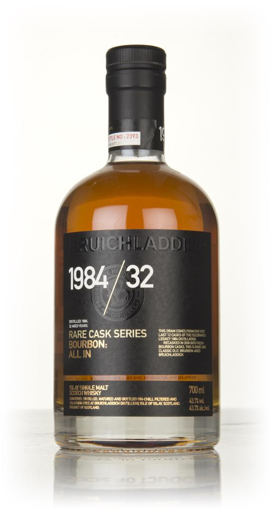 Bruichladdich 1984/32 - All In (With Box) Single Malt Whisky