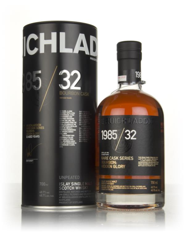 Bruichladdich 1985/32 - Hidden Glory Single Malt Whisky