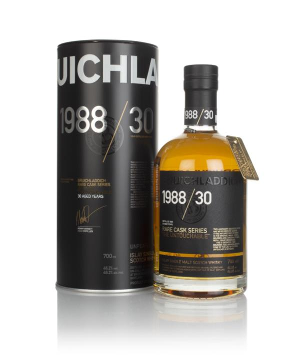 Bruichladdich 1988/30 - The Untouchable Single Malt Whisky