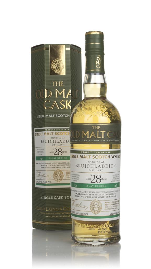 Bruichladdich 28 Year Old 1991 (cask 16882) - Old Malt Cask (Hunter La Single Malt Whisky